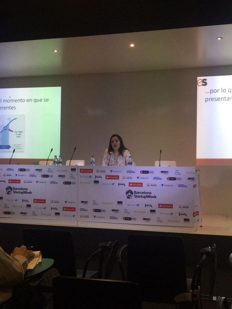 Barcelona StartupWeek 2017