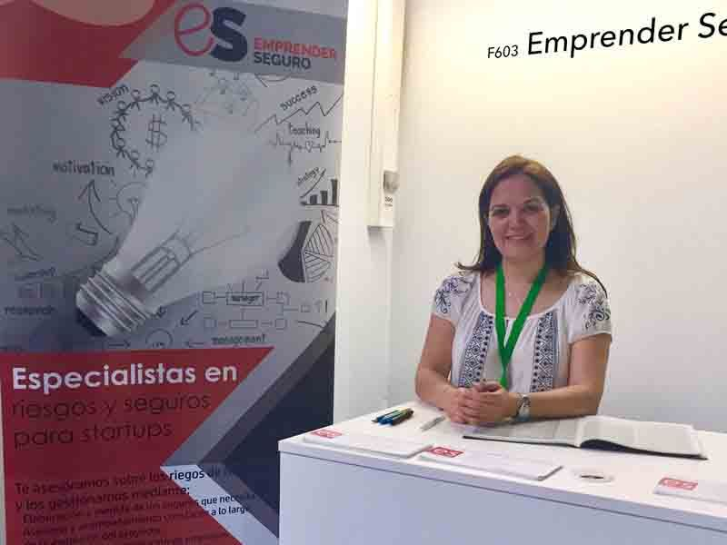 Emprender Seguro en BizBarcelona 2017