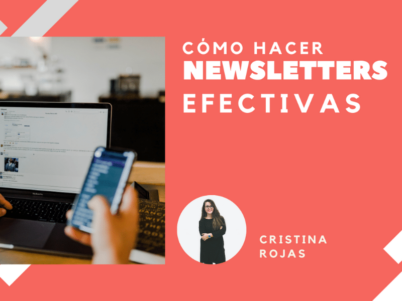 Hacer newsletters efectivas